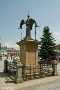 Nowy Targ | kapliczka św. Jana Kantego | od północnego-zachodu | stan na 2015-07-19