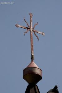 Nowy Targ | fragment kapliczki św. Jana Kantego | od północnego-zachodu | stan na 2015-07-19