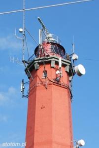 Szczyt latarni morskiej w Helu | 20-05-2010