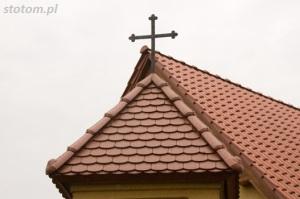 Jastarnia | kapliczka Najświętszego Serca Jezusa | fragment | od północnego-wschodu | stan na 2016-06-21
